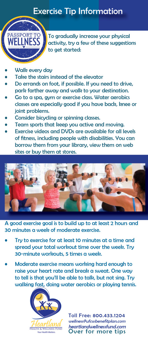 Exercise Tip Sheet2