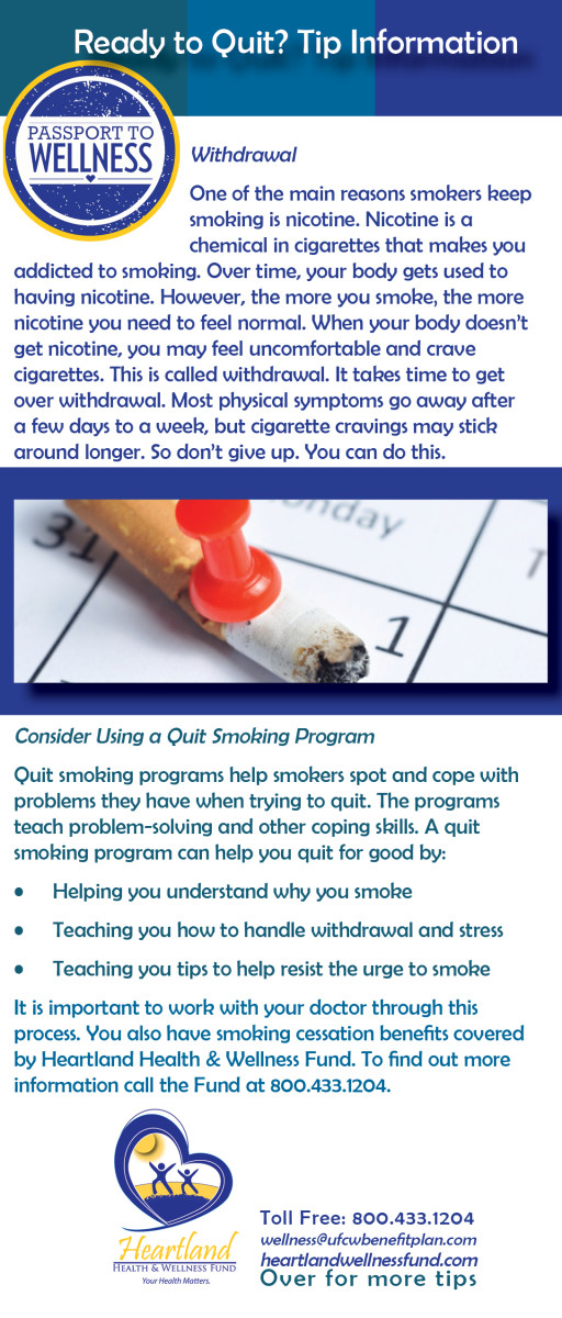 Ready to Quit Tip Sheet2