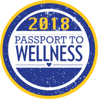 2018 Wellness Passport Logo